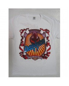 Dokken – Back for the Attack Tour 87-88 White T-shirt